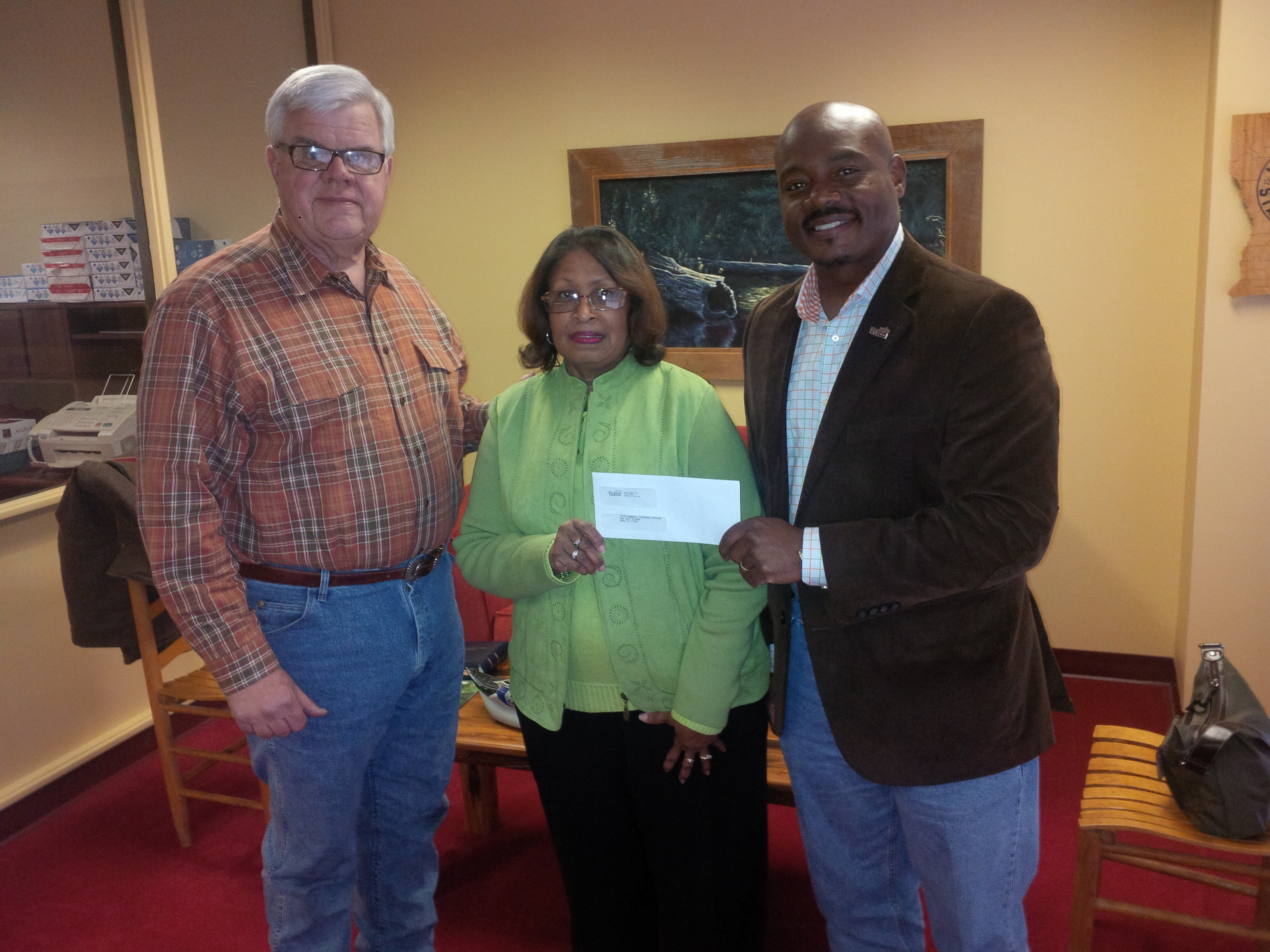 Cleco Helps Project Celebration Of Nw Louisiana Foster
